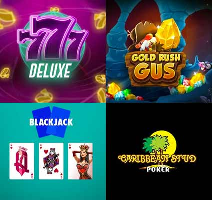 Try these games and win more Bitcoin at Ignition Casino!