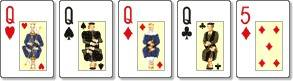 4 of a Kind Poker - Ignition Casino Poker
