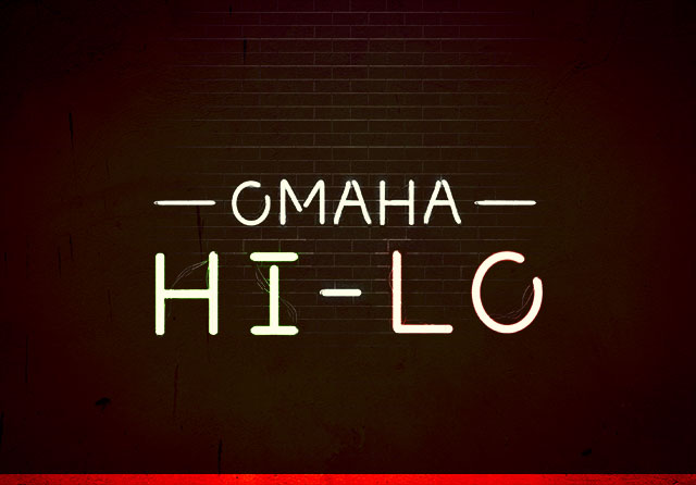How to Play Omaha Hi-Lo