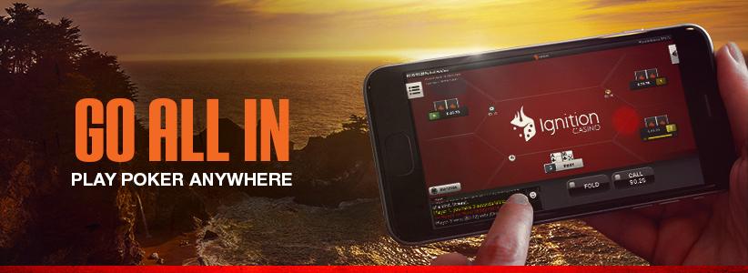 Play Mobile Poker