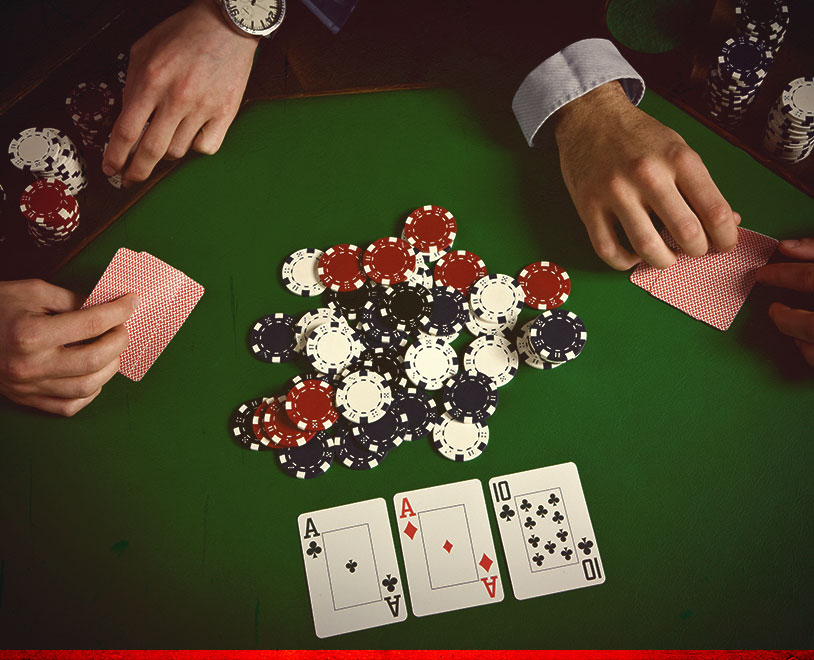 Online Poker Tournament Strategy - Ignition Poker