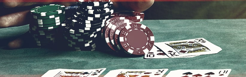 Poker Strategy: Push or Fold - Ignition Casino