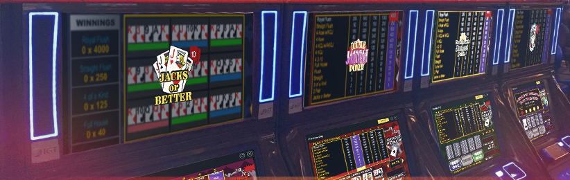 Online Video Poker : Understanding How Paytables Work