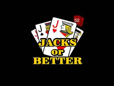 Jacks Or Better 52 Hands