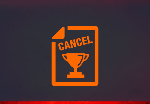 Tournament Cancelation Policy