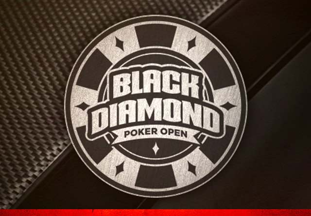 Póquer Black Diamond abierto