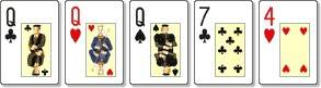 3 of a Kind Poker - Ignition Casino Poker
